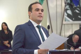 Davi Maia protocola convocação da direção da empresa Equatorial
