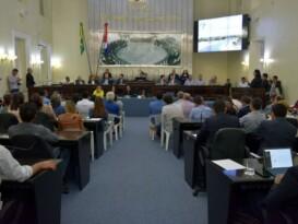 Gestão do Canal do Sertão é debatida em sessão especial na Assembleia Legislativa
