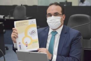 Davi Maia reúne propostas e apresenta plano de enfrentamento à crise