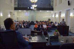 Sessão debate medidas preventivas para barragens em situação de risco