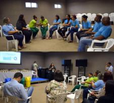 Assessores e prestadores de serviço conhecem Programa de Coleta Seletiva da Assembleia