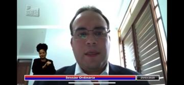 Coronavírus: Davi Maia pede que Governo adquira kits de saúde de cooperativas
