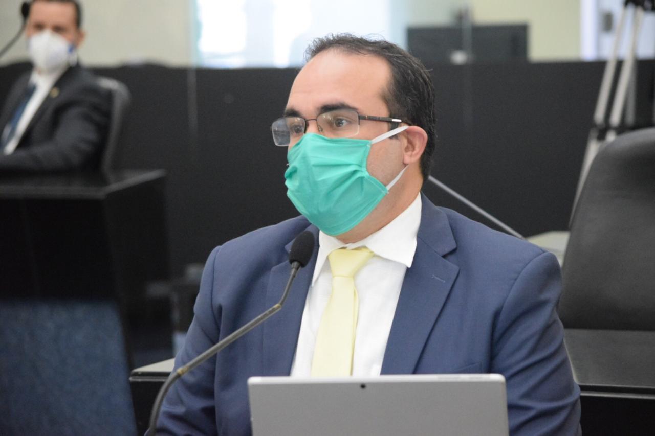 Davi Maia pede apoio ao requerimento que convoca o secretário executivo do Consórcio Nordeste