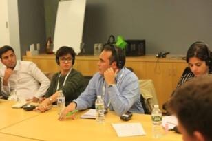 Deputado Davi Maia participa de encontro de líderes em Harvard e MIT
