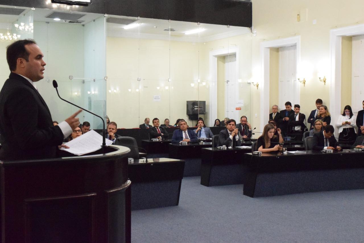 Emenda apresentada por Davi Maia gera intenso debate