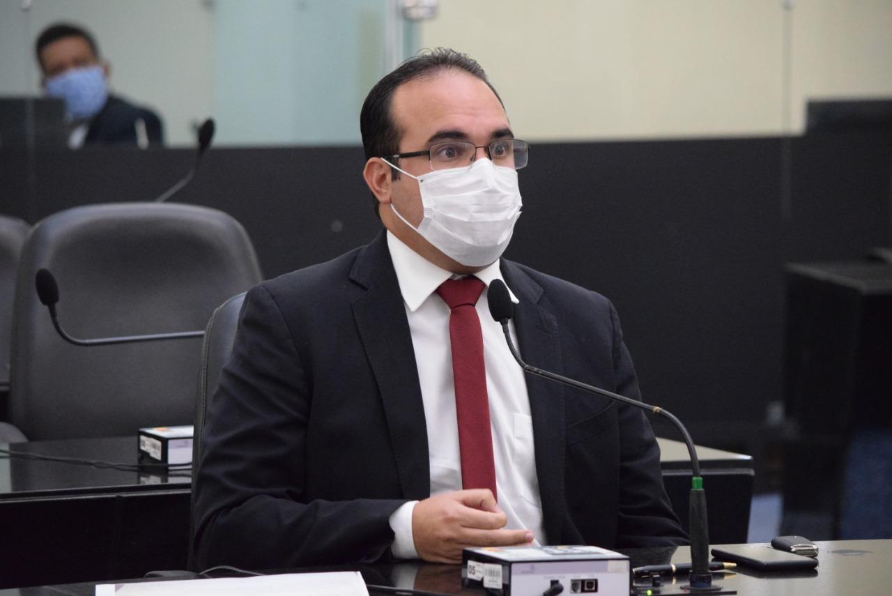 Coronavírus: deputado estadual apresenta novas denúncias contra o Lacen