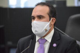 Davi Maia comemora aprovação pelo Senado do novo marco legal do saneamento básico