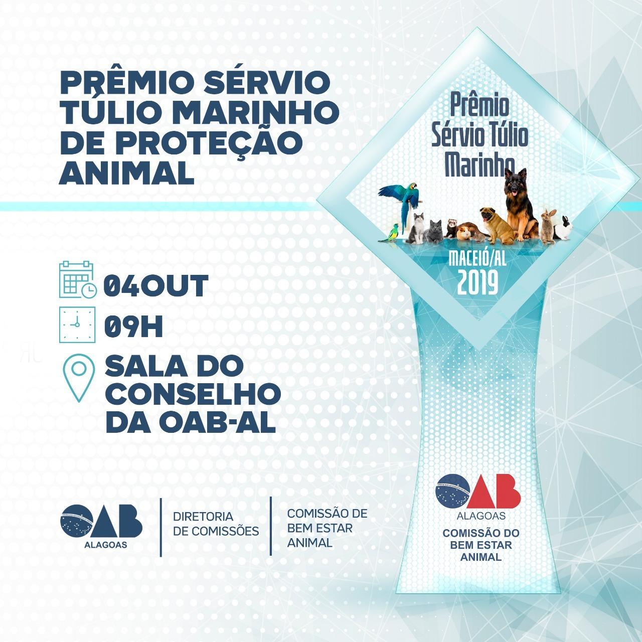 Davi Maia será primeiro politico alagoano a receber premiação da OAB/AL pela Causa Animal