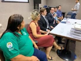 Comissão de Meio Ambiente recebe Semarh e Sete para debater coleta seletiva