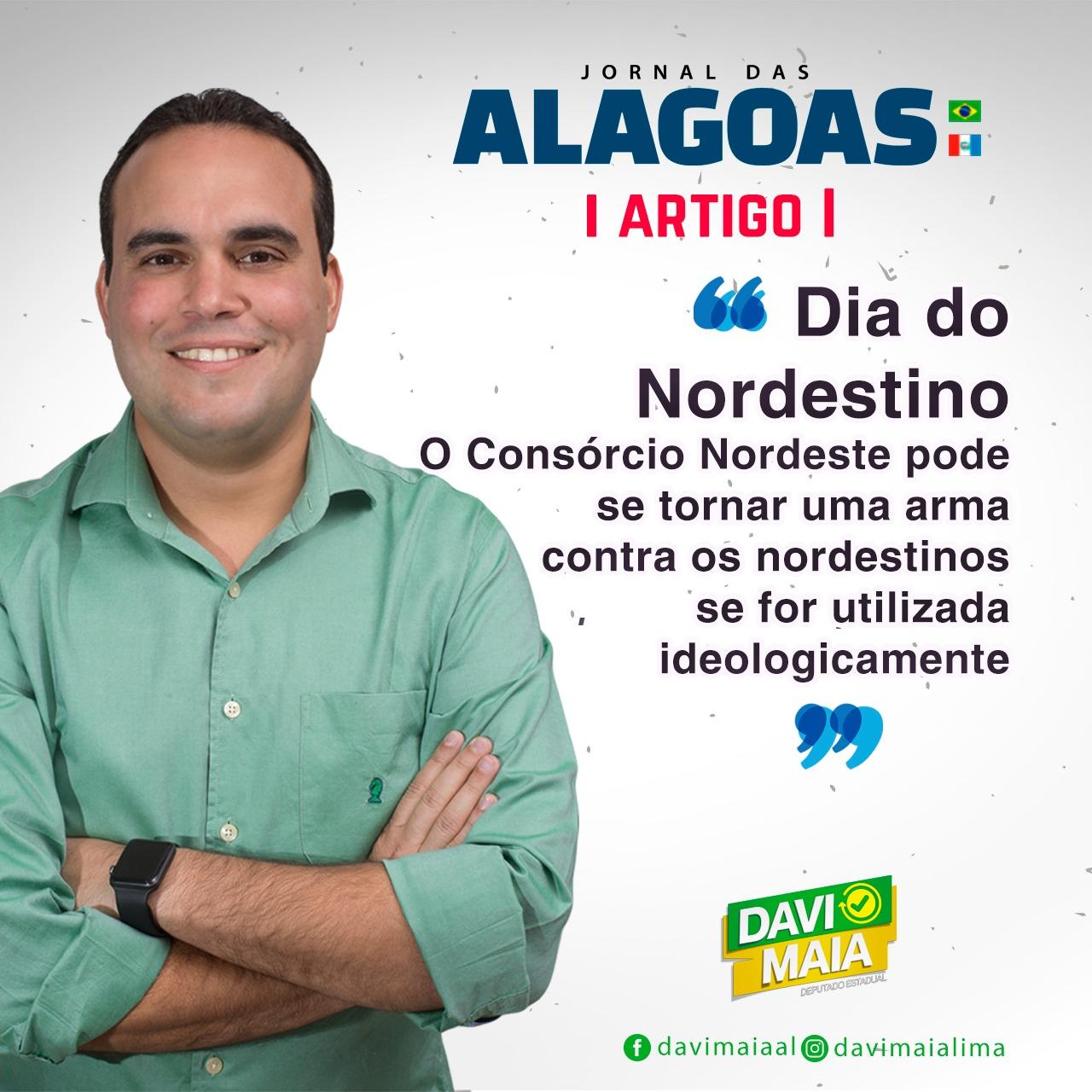 Artigo Jornal das Alagoas – Dia do Nordestino