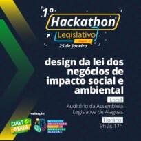 Hackathon Legislativo irá construir Projeto de Lei dos Negócios de Impacto Social e Ambiental