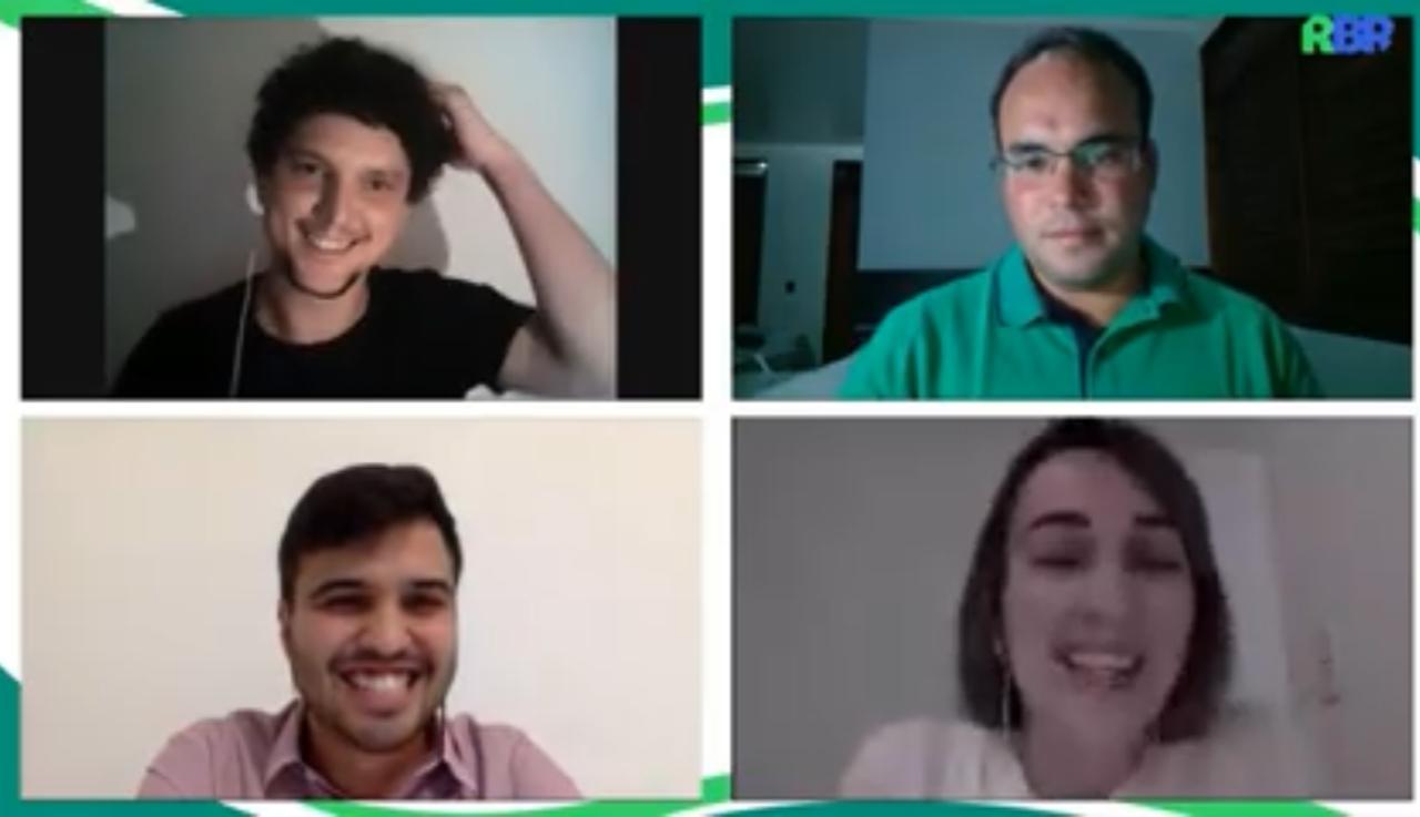 Em live, Davi Maia debate uso de Recursos Especiais para lidar com o Coronavírus