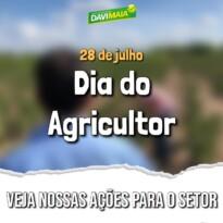 Dia do Agricultor: Davi Maia presta contas de ações voltadas para a agricultura