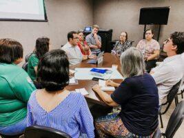 Reunião Entre Amigos discute pautas ligadas ao meio ambiente