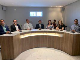 Inauguração Plenário Rubens Canuto