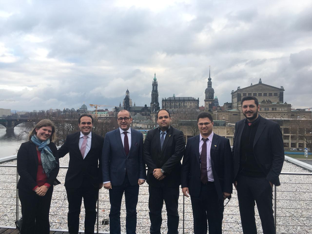 Programa de Estudos e de Diálogo na Alemanha