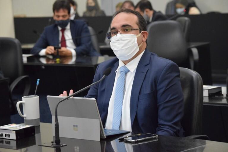 Emendas parlamentares: Davi Maia foca em saúde, meio ambiente e infraestrutura