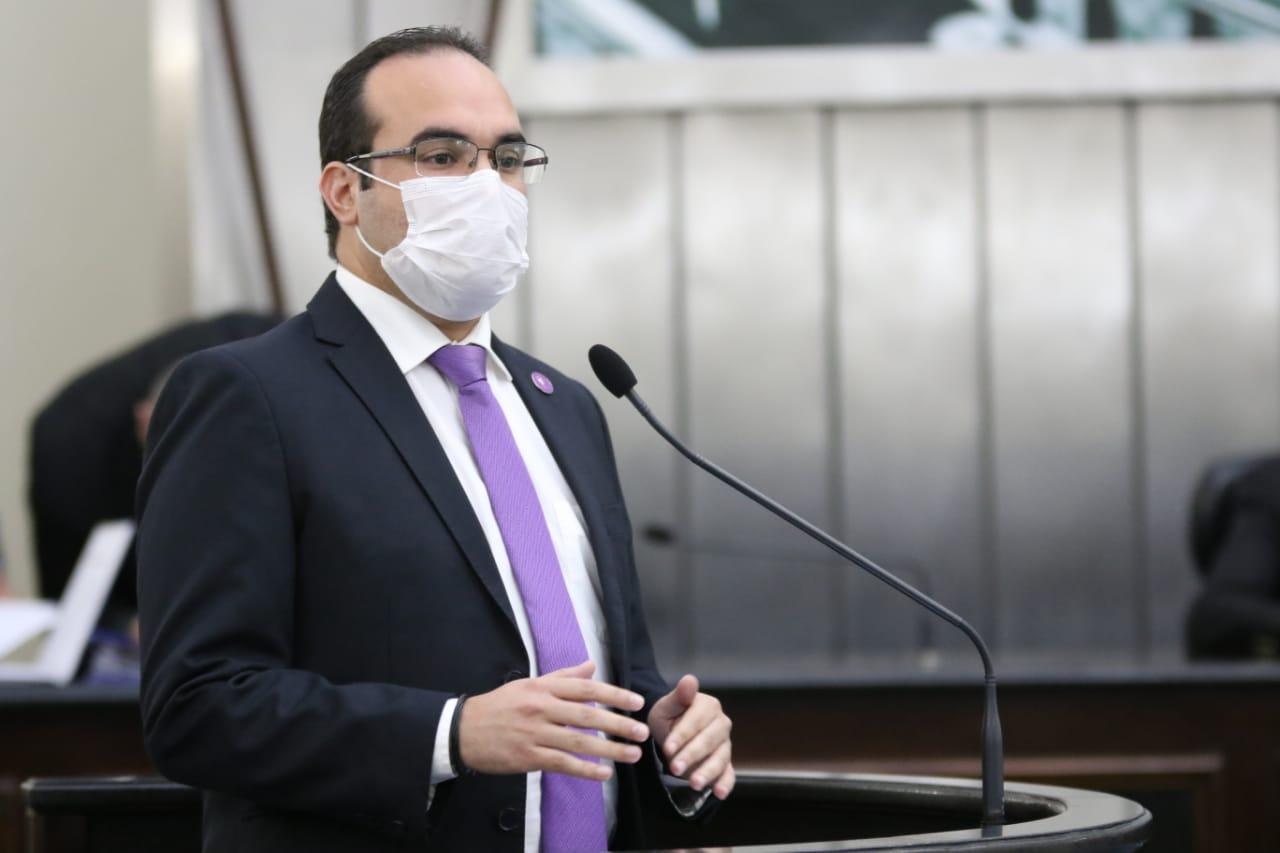 Após parecer do MPC, deputado Davi Maia volta a cobrar respostas do Estado sobre aquisição de respiradores