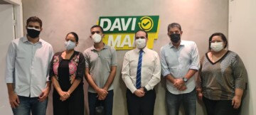 Deputado Davi Maia se reúne para tratar de emendas sobre Negócios de Impacto Socioambiental