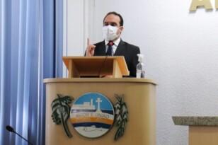 Davi Maia vai à Pilar para tratar sobre saneamento básico do município