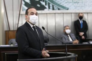 Deputado Davi Maia denuncia irregularidades na vice governadoria